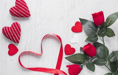 20 hình ảnh động hoa hồng làm thiệp chúc mừng sinh nhật lung linh