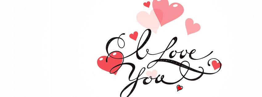Cover ngày lễ tình yêu - Valentine's Day 14/2 dễ thương số 7