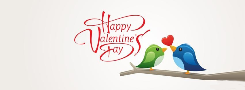 Cover ngày lễ tình yêu - Valentine's Day 14/2 dễ thương số 30