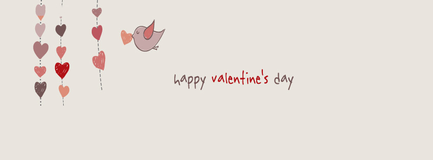 Cover ngày lễ tình yêu - Valentine's Day 14/2 dễ thương số 31