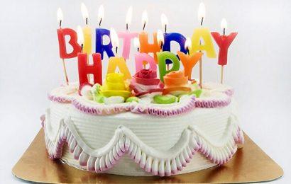 Top 50 hình ảnh bánh kem chúc mừng sinh nhật độc đáo