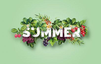 Tuyển tập hình ảnh và hình nền chào hè – Hello Summer đáng yêu