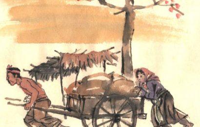 Top 15 mẫu tóm tắt tác phẩm Vợ nhặt của Kim Lân ngắn và hay nhất.