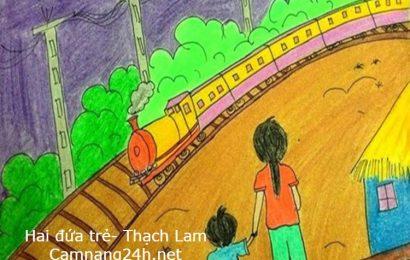 Cảm nhận về những kiếp người trong Hai đứa trẻ – Thạch Lam