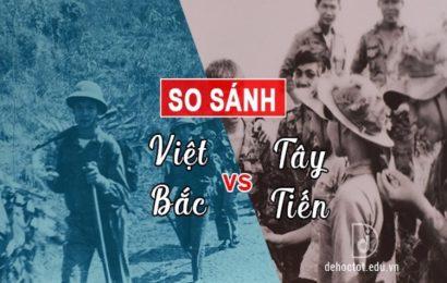 """Phân tích """"Nỗi nhớ"""" trong  2 tác phẩm Tây Tiến và Việt Bắc"""