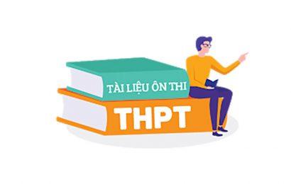 Đề thi tốt nghiệp THPT Quốc gia 2020 môn Sinh: Hỏi về phòng tránh dịch Covid-19