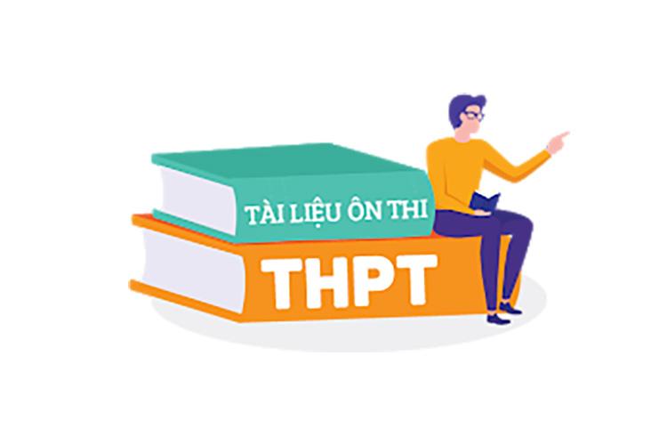 Đề tham khảo kì thi tốt nghiệp THPT mới nhất của Bộ GDĐT