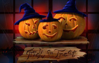 Top 50 hình nền quả bí ngô trang trí trong đêm hội Halloween cực đẹp