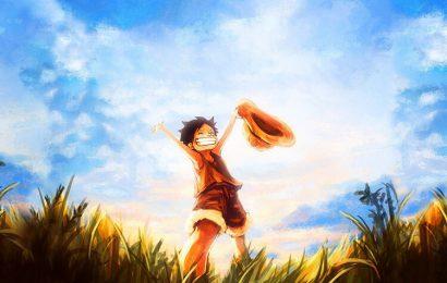 Top 50 hình nền nhân vật Monkey D.lufy trong Manga One Piece