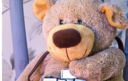 Share hình nền gấu bông dễ thương cho điện thoại Oppo K9