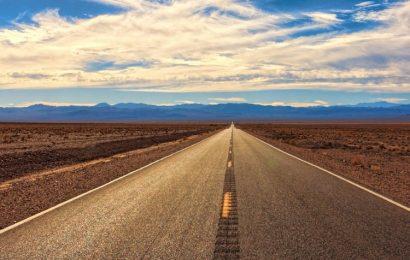 Tuyển tập hình nền đại lộ cô đơn cho điện thoại Iphone