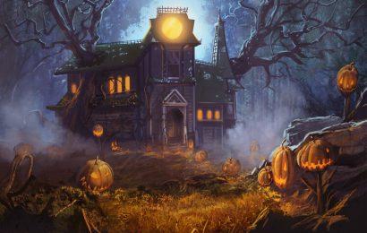Top 50 hình nền đêm hội Halloween huyền bí rùng rợn cho máy tính
