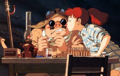 Top 50 hình nền hoạt hình Anime Chú Heo Màu Đỏ – Porco Rosso cho máy tính