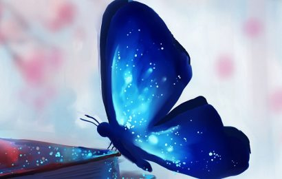 Share hình nền bươm bướm lung linh cho điện thoại Vivo V21