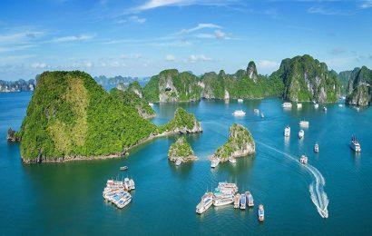 Tuyển tập 50 hình nền phong cảnh những con thuyền trên biển thơ mộng