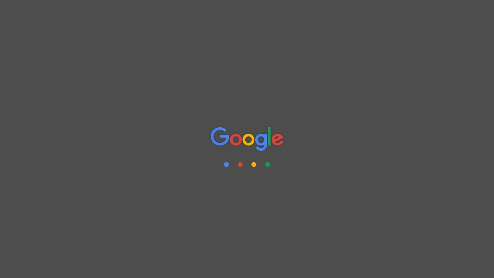 hình nền logo của công cụ tìm kiếm Google số 9
