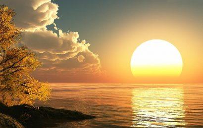 Tuyển tập hình nền mặt trời rực rỡ cho điện thoại OPPO RENO4