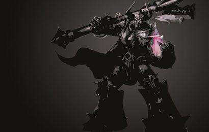 Top 50 hình nền tướng Mordekaiser – Ác Quỷ Thiết Giáp trong game LMHT