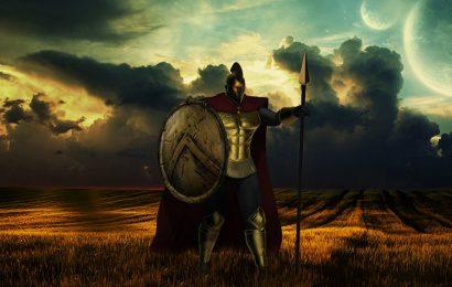 Top 50 hình nền tướng Pantheon chiến binh vô địch trong game LMHT