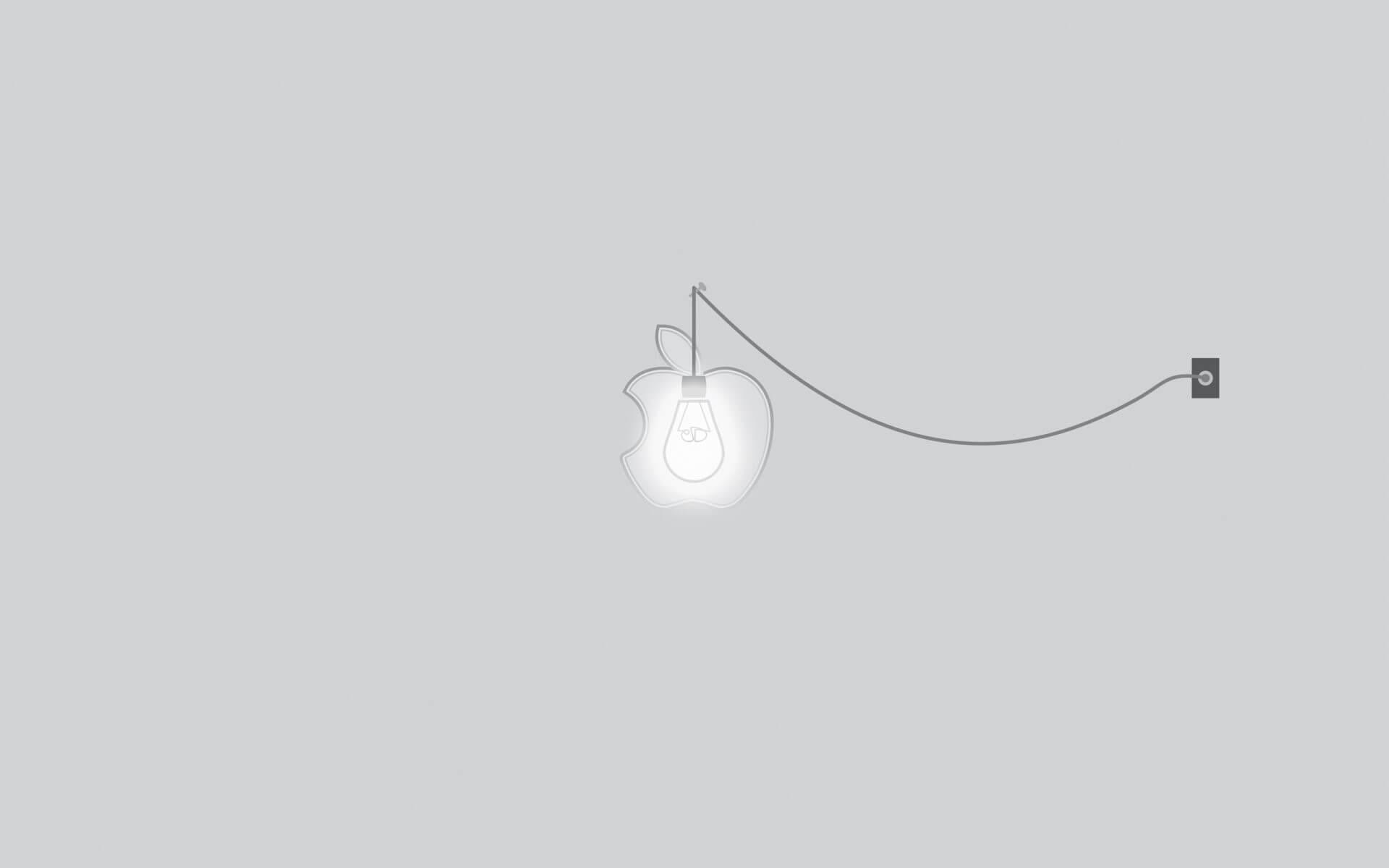 50 hình nền logo và biểu tượng quả táo cắn dở của Apple số 5