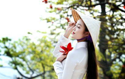 Tuyển tập 50 hình nền hot girl với tà áo dài Việt Nam đẹp mê mẩn