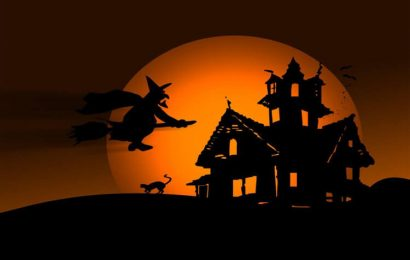 Bộ sưu tập hình nền đêm hội Halloween độc đáo cho máy tính full hd