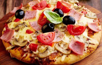 Top 30 hình nền bánh pizza hấp dẫn cực ngon cho máy tính