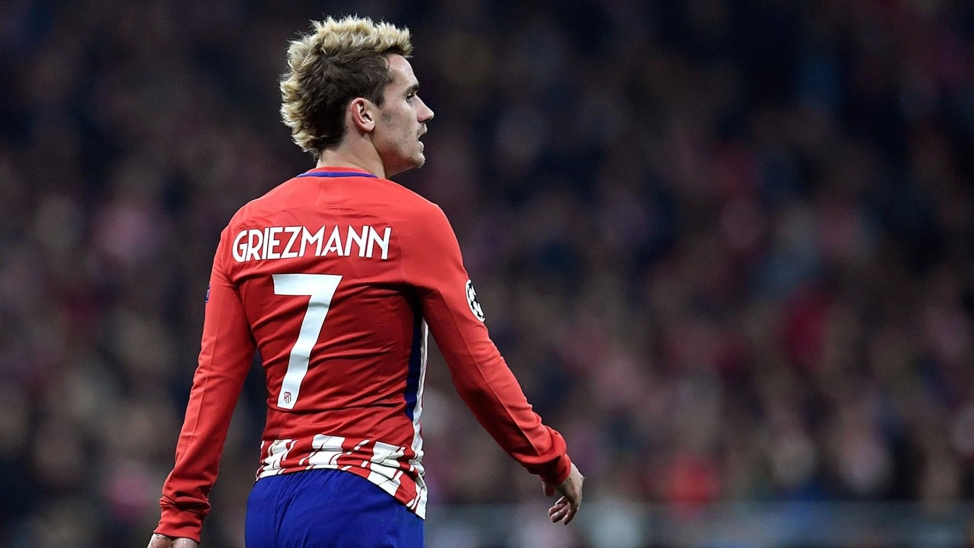 Hình nền tiền đạo tuyển Barcelona Antoine Griezmann cho máy tính số 1