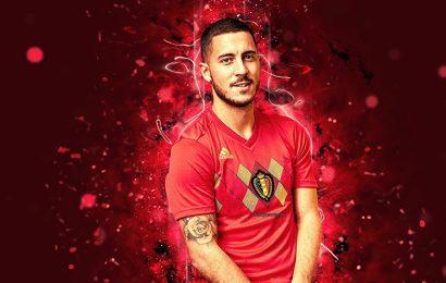 Top 30 hình nền cầu thủ Eden Hazard của đội tuyển Bỉ đẹp nhất