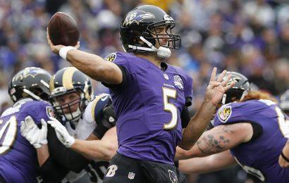 Top 30 hình nền đội bóng bầu dục Baltimore Raven cho máy tính