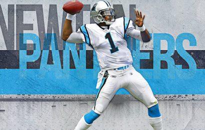 Top hình nền tiền vệ bóng bầu dục Cam Newton đẹp nhất cho máy tính