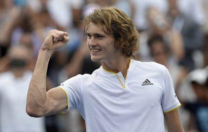 Top hình nền vận động viên quần vợt  Alexander Zverev cho máy tính